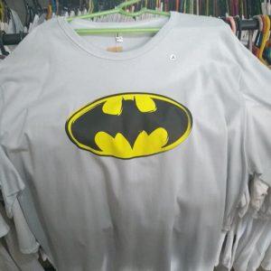 CAMISETA SUPER HEROIS BATMAN
