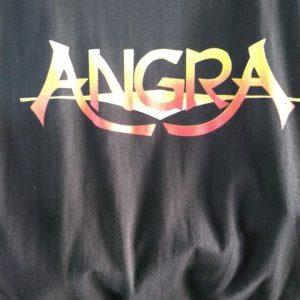 CAMISETA ROCK N ROLL ANGRA