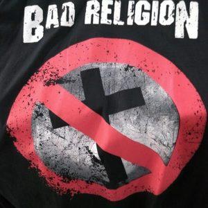 CAMISETA ROCK N ROLL  BAD RELIGION
