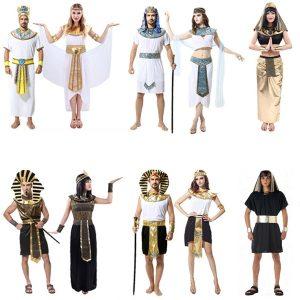 FANTASIAS Fantasias de cleópatra do faraó egípcio de Halloween R$300,00 FRETE GRATIS