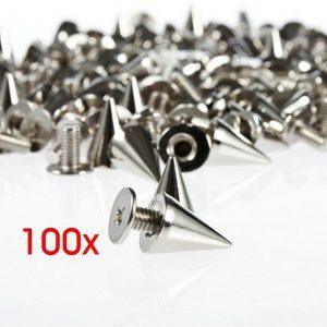 SPIK CAVEIRA 20X Sconces Rebites Crânio Metal 14 * 18mm Tacks Bag / Shoes / Luvas R$50,00 FRETE GRATIS