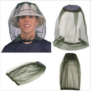 Máscara ao ar livre, máscara de insetos, máscara de poeira, adequado para a pesca ao ar livre e trabalho ao ar livre R$30,00 FRETE GRATIS