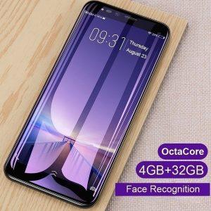 CELULAR 2019 Novo 2 tipos Android Smartphone 6.0 Polegada / 5.0 Polegada MTK6580 Octa Núcleo Dual Sim 4 GB RAM + 32 GB ROM Câmera Bluetooth Wifi GPS 3G Android telefones R450,00 FRETE GRATIS  SITE aqui www.DUGEZZU.com.br boas compras