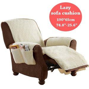 SOFA POLTRONA DO PAPAI Sofá preguiçoso tapete cordeiro veludo coxim casa criativo reclinável completo sofá capa R$200,00  FRETE GRATIS  SITE aqui www.DUGEZZU.com.br boas compras