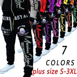 CALÇA 7 cores plus size homens moda solta calças esportivas jogg R$100,00 FRETE GRATIS  SITE aqui www.DUGEZZU.com.br boas compras
