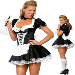 FANTASIA Plus Size Francês das Mulheres Cosplay Cosplay Mulheres Cosplay Vestido Plus Size Traje R$200,00  FRETE GRATIS