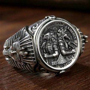 ANEL Gothic antigo faraó egípcio horus anubis ranger ranger tutankhamon titanium aço anel masculino retro do punk jóias tamanho masculino 7-14 R$35,00  FRETE GRATIS  SITE aqui www.DUGEZZU.com.br boas compras