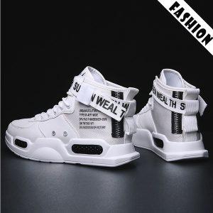 TENIS Botas casuais ao ar livre dos homens Tendência High-tops Sneakers Moda calçados esportivos Populares sapatos de basquete R200,00 FRETE GRATIS  SITE aqui www.DUGEZZU.com.br boas compras