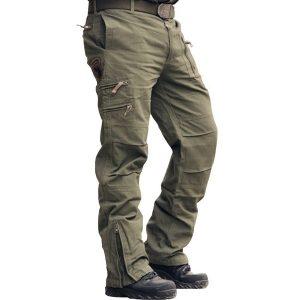 CALÇA Jeans aerotransportados Treinamento Casual Algodão Respirável Bolso Multi Militar Do Exército Camuflagem Carga Calças Calças para Homens R$160,00 FRETE GRATIS  SITE aqui www.DUGEZZU.com.br boas compras