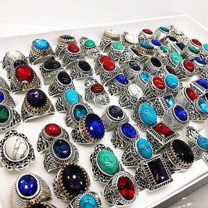 ANEL  dos homens das mulheres anéis de jóias de moda do vintage Anel de pedra Presentes do partido atacado R$140,00 FRETE GRATIS  SITE aqui www.DUGEZZU.com.br boas compras