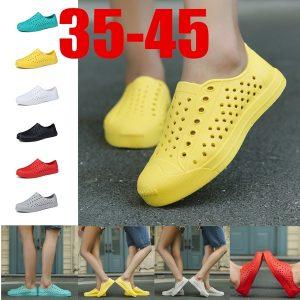 SAPATO 6 cor sandálias do amante plana dedo do pé redondo sapatos casuais slip-on escavar sandálias R$60,00  FRETE GRATIS  SITE aqui www.DUGEZZU.com.br boas compras