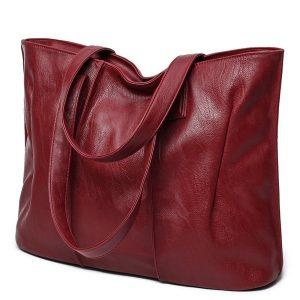 Bolsa de Moda Feminina Bag Marca Bolsas De Couro Das Mulheres Mulher Grande Sacos De Ombro Sacola Ocasional R$140,00 FRETE GRATIS  SITE aqui www.DUGEZZU.com.br boas compras