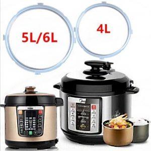 BORRACHA Anel de vedação elétrico o mais novo 4L / 5L / 6L do silicone do fogão de pressão da FORMA' R$35,00  FRETE GRATIS  SITE aqui www.DUGEZZU.com.br boas compras