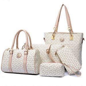 BOLSA NOVO 6 pcs define Senhoras Big bag Nylon Bolsas Ombro Messenger bags Pequenos pacotes Multifuncional Personalidade Lazer Macio Simples Bolsas R$300,00 FRETE GRATIS CADASTRE-SE no SITE www.DUGEZZU.com.br e Boas Compras