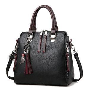 BOLSA Moda feminina nova bolsa de senhora bonita Crossbody Bag Pu bolsas de couro R$200,00 FRETE GRATIS CADASTRE-SE no SITE www.DUGEZZU.com.br e Boas Compras