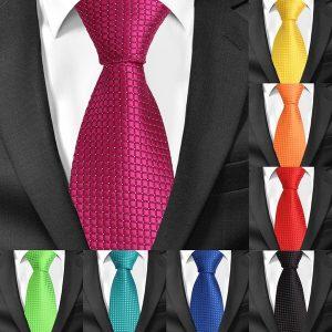 Gravata xadrez clássica para homens ternos casuais gravata listra azul gravatas dos homens para o casamento de negócios 8 cm de largura homens laços FRETE GRATIS