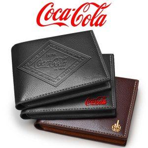 CARTEIRA Carteira da Coca-Cola FODA-SE Carteira do Dólar FRETE GRATIS