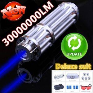 CHOQUE  Real Azul \ vermelho \ verde Laser Super brilhante Ponteiros laser Alta potência Lanterna Combustão Lgnition / Corte / Irradiado Caneta Laser Bluerd Light Cigarrete Solda soprada Laser Laser Tocha + 2 * 16340 Bateria + 1 * Carregador inteligente + 1 * Vidro protetor + 1 * Caixa de luxo R$300,00 FRETE GRATIS CADASTRE-SE no SITE www.DUGEZZU.com.br e Boas Compras