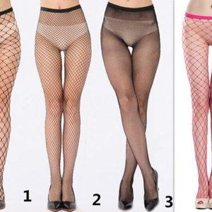 MEIA Moda Sexy Rede Arrastão das Mulheres Bodystockings Padrão Meia-calça Meias Leggings Meias Malha Bodysock Insist Dream SA FRETE GRAIS
