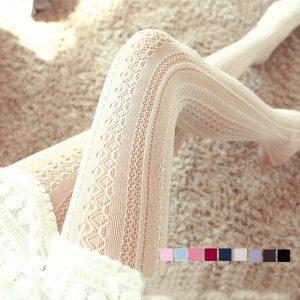 MEIA Moda feminina Meias Corpo Stovepipe Shaping Lace Tiras Verticais Meia-calça Para As Mulheres Quentes Atraentes FRETE GRATIS