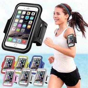 BRAÇADEIRA Sport Gym Waterproof Braçadeira Case Para iPhone 4 5 6 6 s 6 Plus 7 7 Plus / Samsung Galaxy S3 S4 S5 S6 S6 Edge S7 S7 Edge / Note 2 3 4 5 7 / J 1 2 3 5 / G530 / G360 / Sony Z1 Z2 Z3 / Z3 MiniZ4 Z5 M2 M5 / Huawei P6 P7 P8 P9 Mate 7 Mate 8 Honor 6 7 / Moto Motorola Moto G G2 3 4 E E2 XX Play FRETE GRATIS