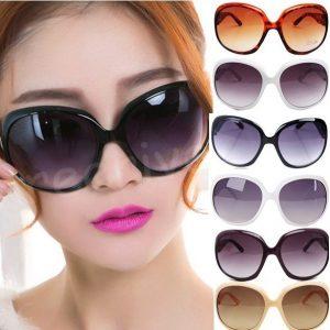 OCULOS Moda Sexy Multi-cores Mulheres Lady Grande Clássico de Compras Óculos de Sol Óculos Óculos de Sol FRETE GRATIS