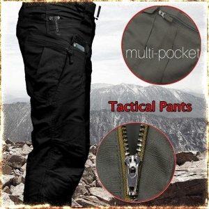 CALÇA  Usuários Do Exército Tático Fora Dos Esportes Calças De Caminhada Slim Forças Especiais Calças Táticas Multi-bolso Calças Casuais FRETE GRATIS