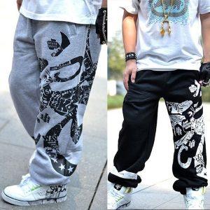 CALÇA  novos homens calça de moletom casual moda impressa calças de jogging FRETE GRATIS