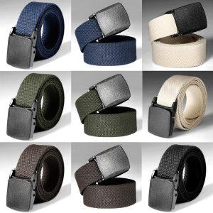 CINTO Hot Moda Moda Masculina Esportes ao ar livre Nylon Cintura Web Belt FRETE GRATIS