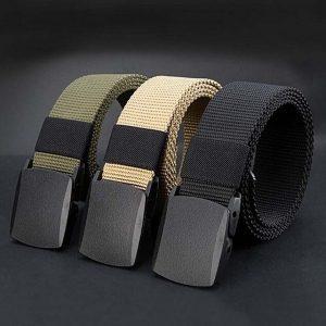 CINTO Cinto Tático Web Ao Ar Livre Novos Esportes Moda Homens 2019 Cintura Lona Militar Nylon FRETE GRATIS