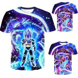 CAMISETA Verão nova moda anime impressão dragão top de manga curta t-shirt, homens populares hip-hop em torno do pescoço t-shirt. S-3xl FRETE GRATIS