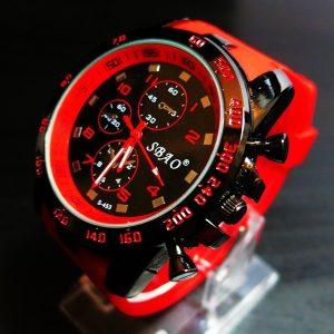 RELOGIO Homens moda cavalheiro luxo aço inoxidável esporte analógico quartzo relógio de pulso moderno FRETE GRATIS