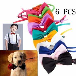 GRAVATA Ajustável Dog Bow Tie Neck Acessório Colar Collar Puppy Bright Colorful Pet Bow Www.DUGEZZU.Com.Br ANTECIPE SUAS COMPRAS DEMORA ALGUNS DIAS PRA VOCE RECEBER FIQUE A VONTADE E BOAS COMPRAS …FRETE GRATIS
