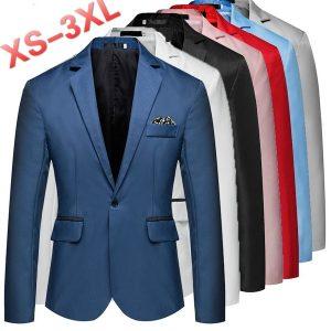 TERNO BLEZER Moda masculina tops terno ocasional ocasião formal blazer jacket for male FRETE GRATIS