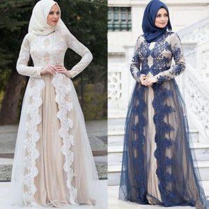 VESTIDO Mulheres Plus Size Elegante Kaftan Muçulmano Vestido de Renda Bordado Tule Vestido Islâmico Dubai Abaya Lace Maxi Vestido de Noite Robe 4XL 5XL Www.DUGEZZU.Com.Br ANTECIPE SUAS COMPRAS DEMORA ALGUNS DIAS PRA VOCE RECEBER FIQUE A VONTADE E BOAS COMPRAS …FRETE GRATIS