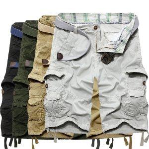 BERMUDA Modelos de explosão de verão shorts de algodão de carga homens cinco calças influxo de homens calças multi-bolso Www.DUGEZZU.Com.Br ANTECIPE SUAS COMPRAS DEMORA ALGUNS DIAS PRA VOCE RECEBER FIQUE A VONTADE E BOAS COMPRAS …FRETE GRATIS