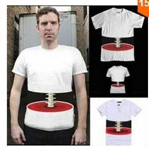 CAMISETA Nova moda dos homens camisetas homens verão camisetas 3d impressão camisa puny geometria camisetas tops Www.DUGEZZU.Com.Br ANTECIPE SUAS COMPRAS DEMORA ALGUNS DIAS PRA VOCE RECEBER FIQUE A VONTADE E BOAS COMPRAS …FRETE GRATIS