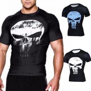 CAMISETA Punisher crânio sob armadura Mens Alter Ego Loose Fit T-shirt Www.DUGEZZU.Com.Br ANTECIPE SUAS COMPRAS DEMORA ALGUNS DIAS PRA VOCE RECEBER FIQUE A VONTADE E BOAS COMPRAS …FRETE GRATIS
