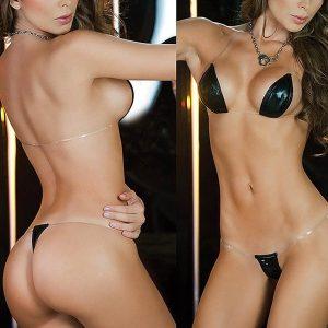 LANGERRI Hot Sexy Lingerie Mulheres Swimwear Exotic Micro Bikini G-String Thong Swimsuit Www.DUGEZZU.Com.Br ANTECIPE SUAS COMPRAS DEMORA ALGUNS DIAS PRA VOCE RECEBER FIQUE A VONTADE E BOAS COMPRAS …FRETE GRATIS