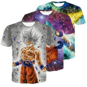 CAMISETA Dragon Ball Goku Imprimir T-Shirt Verão Moda Masculina Plus Size Slim Fit Camiseta Www.DUGEZZU.Com.Br ANTECIPE SUAS COMPRAS DEMORA ALGUNS DIAS PRA VOCE RECEBER FIQUE A VONTADE E BOAS COMPRAS …FRETE GRATIS
