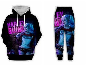 MOLETON Esquadrão suicida Harley Quinn 3D All Over Print Treino hoodie / Moletons + calças corredores Terno Mulheres Homens R03 Www.DUGEZZU.Com.Br ANTECIPE SUAS COMPRAS DEMORA ALGUNS DIAS PRA VOCE RECEBER FIQUE A VONTADE E BOAS COMPRAS …FRETE GRATIS