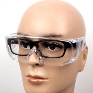 OCULOS PROTEÇÃO Proteção para os olhos Óculos de trabalho ao ar livre Óculos de proteção de segurança clara Anti-fog Óculos Óculos Óculos de proteção contra poeira para todas as pessoasWww.DUGEZZU.Com.Br ANTECIPE SUAS COMPRAS DEMORA ALGUNS DIAS PRA VOCE RECEBER FIQUE A VONTADE E BOAS COMPRAS …FRETE GRATIS