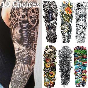 TATUAGEM Tatuagem Falsa Manguito Manga Protetor Solar Motoqueiro   Comprar em www.DUGEZZU.com.br ou no seu CELULAR ou AQUI na LOJA Homens Cool Body Makeup Tattoo Sticker Waterproof Full Tattoo Party Tattoo Www.DUGEZZU.Com.Br ANTECIPE SUAS COMPRAS DEMORA ALGUNS DIAS PRA VOCE RECEBER FIQUE A VONTADE E BOAS COMPRAS …FRETE GRATIS EMPRESA Facebook.Com/Dugezzurockshop/ QUER VER TODOS OS PRODUTOS ANTES DE COMPRAR Www.Facebook.Com/Dugezzu/Photos_all………. FRETE GRATIS Comprar Em Www.DUGEZZU.Com.Br Ou No Seu CELULAR Ou AQUI Na LOJA