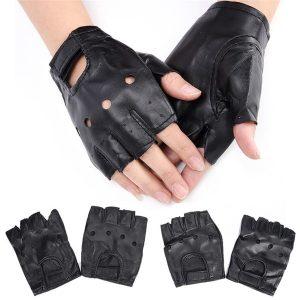 LUVA 1 Pair Men's PU Leather Gloves Fitness Fingerless Gloves Half Finger Gloves Bike Driving Gloves Www.DUGEZZU.Com.Br ANTECIPE SUAS COMPRAS DEMORA ALGUNS DIAS PRA VOCE RECEBER FIQUE A VONTADE E BOAS COMPRAS …FRETE GRATIS                      EMPRESA facebook.com/dugezzurockshop/ QUER VER TODOS OS PRODUTOS ANTES DE COMPRAR www.facebook.com/dugezzu/photos_all………. FRETE GRATIS   Comprar em www.DUGEZZU.com.br ou no seu CELULAR ou AQUI na LOJA