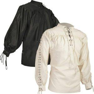 CAMISA Homens da moda bandagem de manga comprida medieval renascentista camisa homem gótico guerreiro camiseta plus size  Www.DUGEZZU.Com.Br ANTECIPE SUAS COMPRAS DEMORA ALGUNS DIAS PRA VOCE RECEBER FIQUE A VONTADE E BOAS COMPRAS …FRETE GRATIS                      EMPRESA facebook.com/dugezzurockshop/ QUER VER TODOS OS PRODUTOS ANTES DE COMPRAR www.facebook.com/dugezzu/photos_all………. FRETE GRATIS   Comprar em www.DUGEZZU.com.br ou no seu CELULAR ou AQUI na LOJA