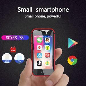 CELULAR SOYES 7S Original Super Mini Android 6.0 Smartphone 2.54 Polegadas MTK6580 Quad Core 1.3GHz 1GB RAM 8GB ROM Câmeras Duplas Celular Www.DUGEZZU.Com.Br ANTECIPE SUAS COMPRAS DEMORA ALGUNS DIAS PRA VOCE RECEBER FIQUE A VONTADE E BOAS COMPRAS …FRETE GRATIS                      EMPRESA facebook.com/dugezzurockshop/ QUER VER TODOS OS PRODUTOS ANTES DE COMPRAR www.facebook.com/dugezzu/photos_all………. FRETE GRATIS   Comprar em www.DUGEZZU.com.br ou no seu CELULAR ou AQUI na LOJA