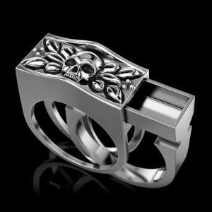 ANEL Design exclusivo 925 anel de caveira de prata esterlina mens presente de aniversário acessório de moda homens hip hop jóias viking punk anéis tamanho 6-13  Www.DUGEZZU.Com.Br ORA ALGUNS DIAS PRA VOCE RECEBER FIQUE A VONTADE E BOAS COMPRAS …FRETE GRATIS EMPRESA Facebook.Com/Dugezzurockshop/ QUER VER TODOS OS PRODUTOS ANTES DE COMPRAR Www.Facebook.Com/Dugezzu/Photos_all………. FRETE GRATIS Comprar Em Www.DUGEZZU.Com.Br Ou No Seu CELULAR Ou AQUI Na LOJA