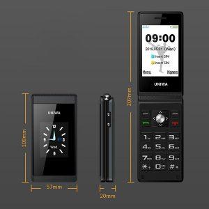 """CELULAR Desbloqueado 2.8 """"Flip Dobrável Dual Sim Free Basic Mobile Phone Simples Para Idosos Www.DUGEZZU.Com.Br ANTECIPE SUAS COMPRAS DEMORA ALGUNS DIAS PRA VOCE RECEBER FIQUE A VONTADE E BOAS COMPRAS …FRETE GRATIS ENTREGAMOS EM SEU ENDEREÇO EM SEU CONFORTO Ou ONDE VC INDICAR EM TODO LUGAR  EMPRESA facebook.com/dugezzurockshop… QUER VER TODOS OS PRODUTOS ANTES DE COMPRAR  www.facebook.com/dugezzu/photos_all………. FRETE GRATIS Comprar Em Www.DUGEZZU.Com.Br Ou No Seu CELULAR Ou AQUI Na LOJA digite O PRIMEIRO NOME DO PRODUTO DESEJADO Por Exemplo (CELULAR)"""