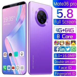 CELULAR Mais Novo Smartphone mate36 pro Telefone Inteligente Telefone Móvel android phone 5.8 inch Tela Cheia Android 9.1 Sistema 4 + 64G Www.DUGEZZU.Com.Br ANTECIPE SUAS COMPRAS DEMORA ALGUNS DIAS PRA VOCE RECEBER FIQUE A VONTADE E BOAS COMPRAS …FRETE GRATIS                      EMPRESA DUGEZZU.com.br QUER VER TODOS OS PRODUTOS ANTES DE COMPRAR www.facebook.com/dugezzu/photos_all………. FRETE GRATIS   Comprar em www.DUGEZZU.com.br ou no seu CELULAR ou AQUI na LOJA