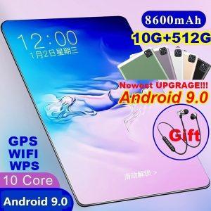 CELULAR Smartphone com rede 4G / 5G 6,7 polegadas 8 + 512 GB de memória grande Sistema Android 10.0 de 10 núcleos com reconhecimento de rosto Impressão digital Desbloquear telefone móvel inteligente Www.DUGEZZU.Com.Br ANTECIPE SUAS COMPRAS DEMORA ALGUNS DIAS PRA VOCE RECEBER FIQUE A VONTADE E BOAS COMPRAS …FRETE GRATIS                      EMPRESA facebook.com/dugezzurockshop/ QUER VER TODOS OS PRODUTOS ANTES DE COMPRAR www.facebook.com/dugezzu/photos_all………. FRETE GRATIS   Comprar em www.DUGEZZU.com.br ou no seu CELULAR ou AQUI na LOJA